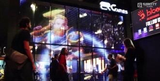 E3 Game show BRGAMES_G-Wall_Collaboration_Exhibition